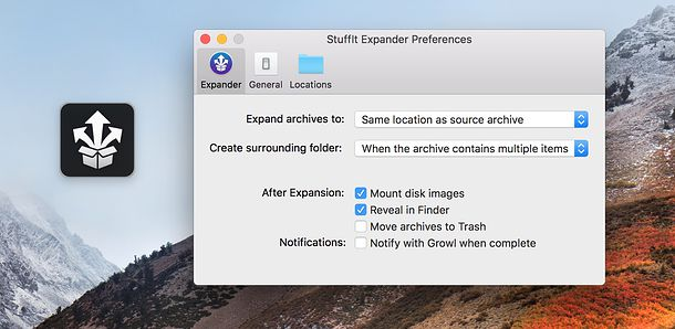 Cum poți deschide fișiere RAR, ZIP,7-Zip sau ISO pe Mac StuffIt Expander