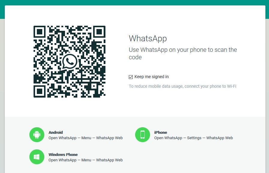 Cum se poate folosi Whatsapp pe calculator sau laptop whatsapp web