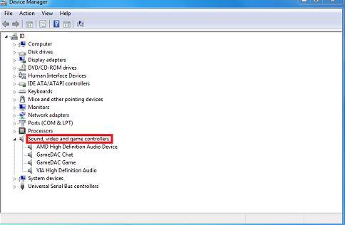 Instalare sistem de sunet 5.1 surround la PC placa de sunet device manager