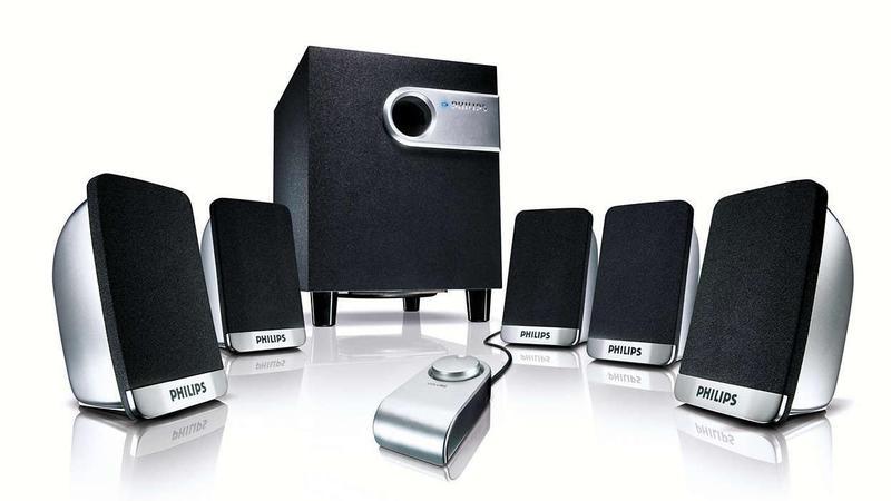Instalare sistem de sunet 5.1 surround pe PC