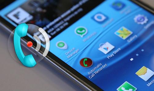 Înregistrează apeluri pe telefonul Android sau iPhone