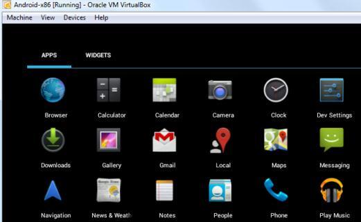 4 Moduri de a folosi aplicații Android pe PC cu Windows Android-x86