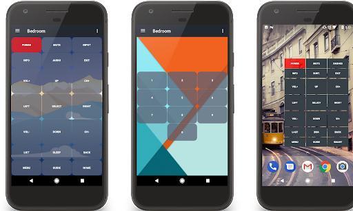 Aplicații pentru telecomanda telefon Android sau iPhone IR Universal TV Remote