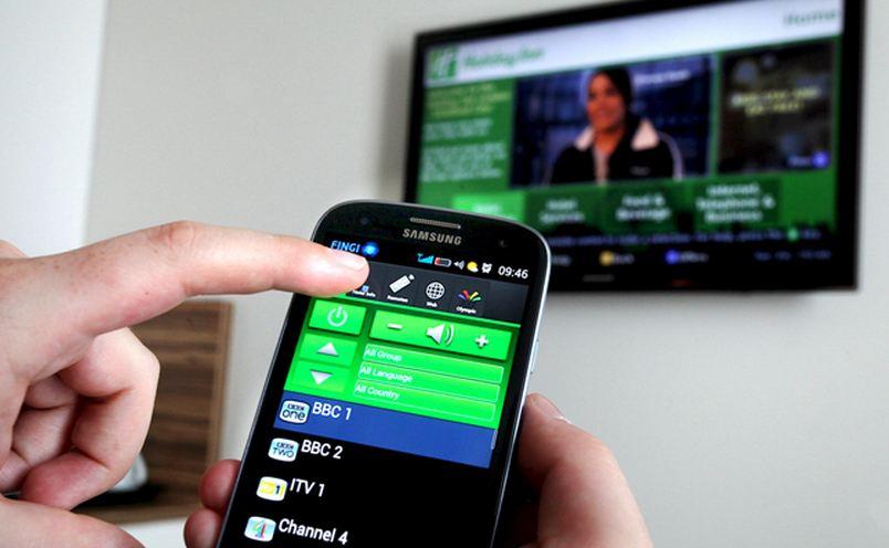 Aplicații pentru telecomanda telefon Android sau iPhone