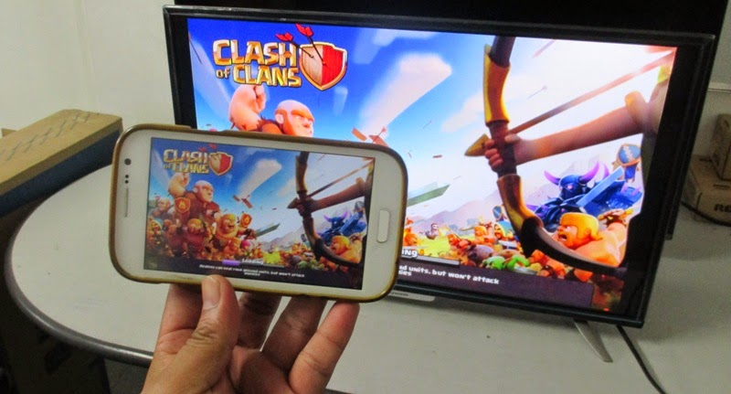 Conectare telefon Android la TV prin WI-FI, HDMI sau USB
