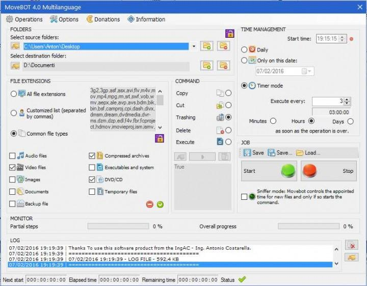 Program de șters fișiere sau foldere din calculator