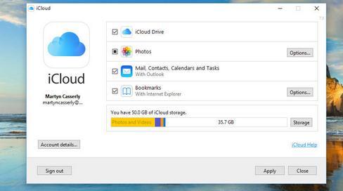 Cum folosești un iCloud pentru Windows pe PC sau laptop sincronizare