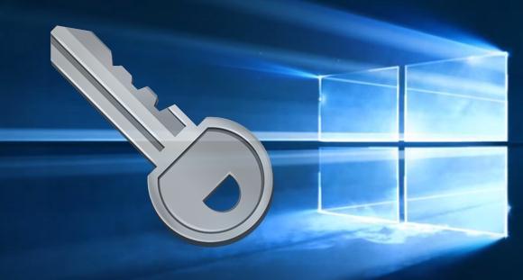 Cum sari de ecranul blocat cu parolă în Windows 10