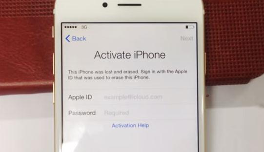 Deblocare iCloud iPhone 6s plus, 7 plus, 4s, 5c