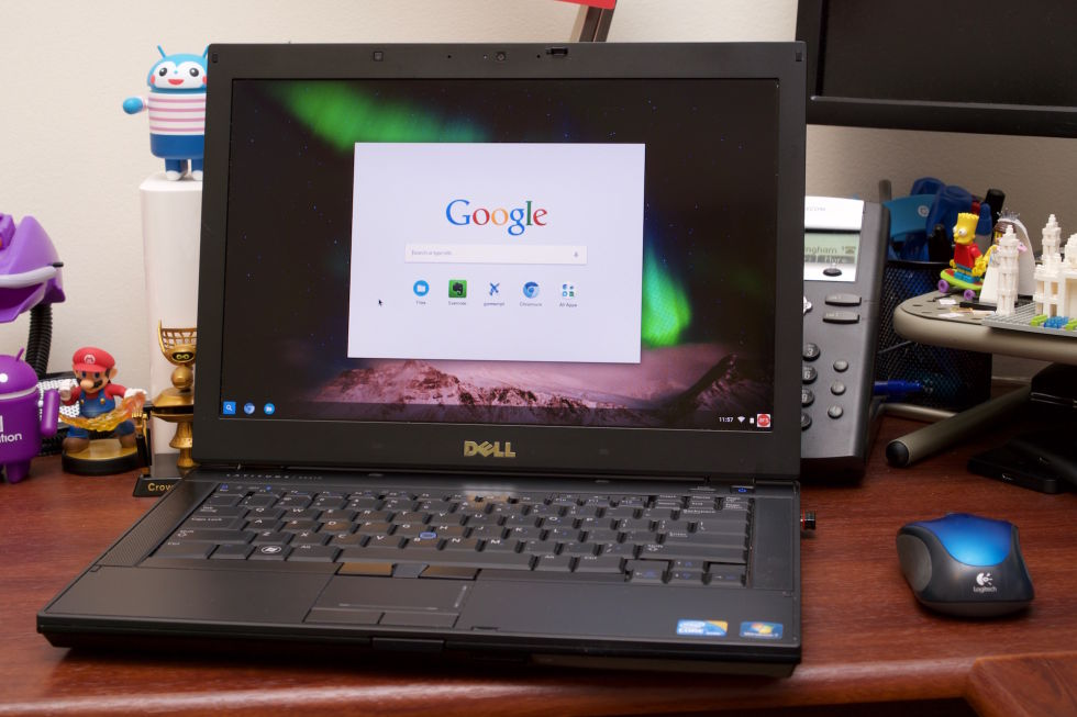 Instalare Chrome OS pe PC, laptop sau USB