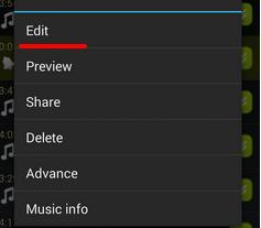 Melodie ca ton de apel pe iPhone sau Android Ringtone Maker editare MP3