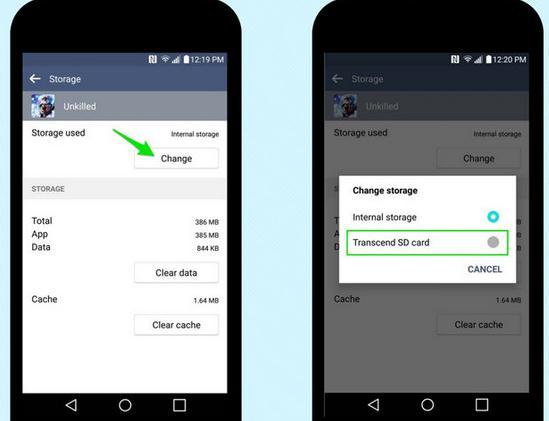 Mutare aplicații pe card Android fără root Samsung Huawei p9 lite