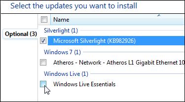 Păstrează calculatorul actualizat cu toate aplicațiile actualizarea dorita