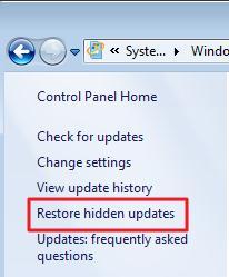 Păstrează calculatorul actualizat cu toate aplicațiile actualizari ascunse