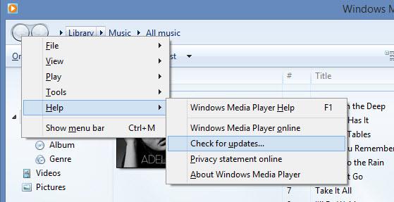 Redare fișiere AVI pe PC sau laptop cu Windows 10 actualizare windows media player