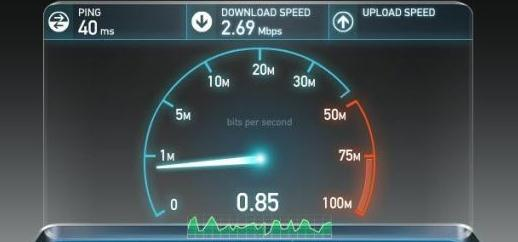 Testează viteza la Internet online pe PC sau laptop speedtest.net