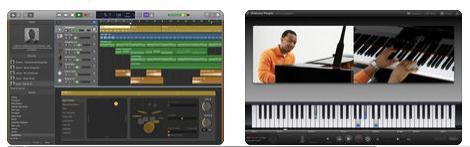 Aplicații pentru DJ pentru Android sau iPhone GarageBand