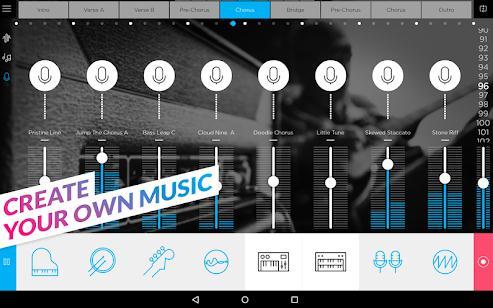Aplicații pentru DJ pentru Android sau iPhone Music Maker Jam