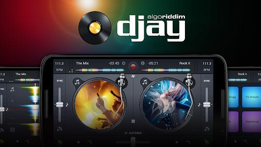 Aplicații pentru DJ pentru Android sau iPhone djay 2