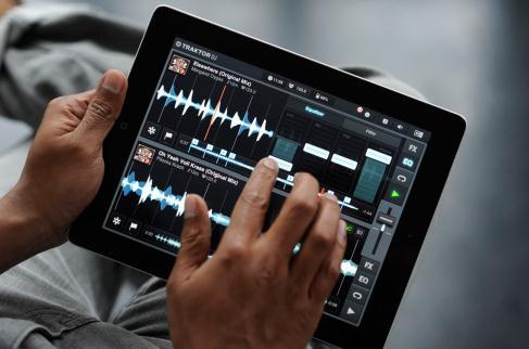 Aplicații pentru DJ pentru Android sau iPhone
