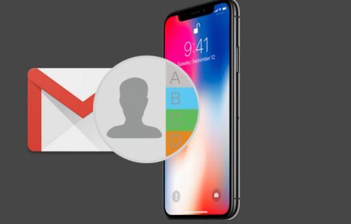 Copiază contactele de pe iPhone pe PC
