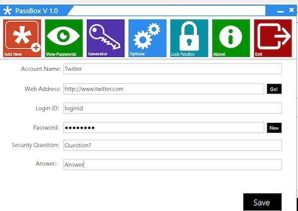 Manager de parole pentru Windows 10/8/7 nu Android