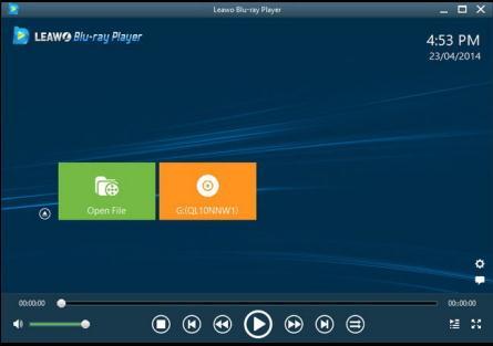 Palayere Blu-ray gratis pentru un PC cu Windows Leawo