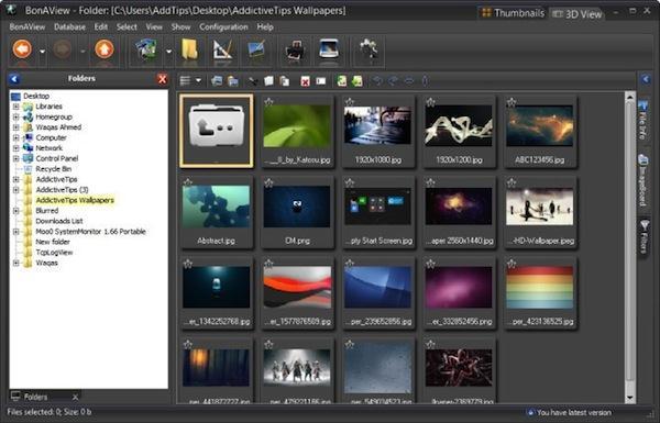 Program de aranjat și organizat fotografiile pe PC