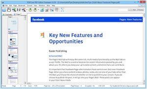 Program de editat PDF și convertit în EXE