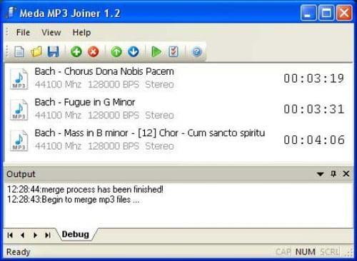Program de lipit/unit melodii MP3 intre ele nu online