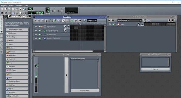 Programe pentru înregistrat muzică pe calculator LMMS