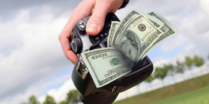 Vinde poze pe net bani din fotografii