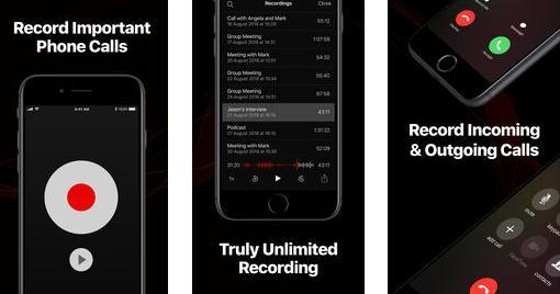 Înregistrare apeluri telefonice Android sau iPhone TapeAcall