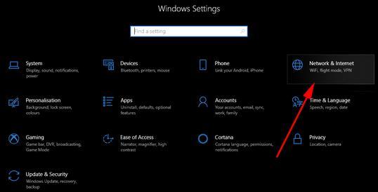 Află parola wifi la care ești conectat pe PC sau laptop setari de retea