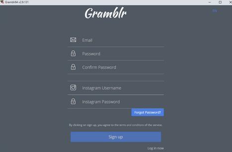 Cum încarci videoclipuri pe Instagram din PC sau laptop Gramblr