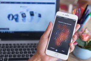 Resetare parola (codul de blocare) iPhone sau iPad