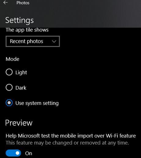 Transferă poze de pe telefon pe calculator cu Windows 10 Photos Companion