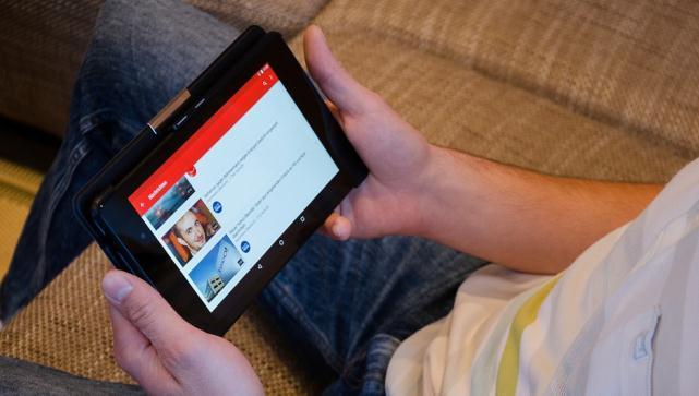 Trucuri Youtube pentru un telefon sau tabletă Android