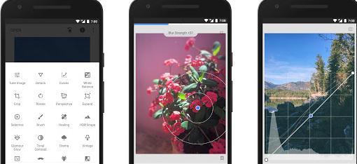 5 Aplicații de la Google pe care ar trebui să le încerci Snapseed