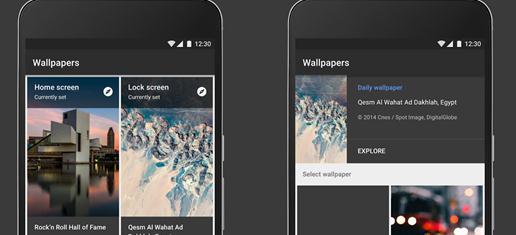 5 Aplicații de la Google pe care ar trebui să le încerci Wallpapers