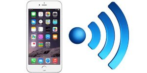 Activare Hotspot iPhone WiFi chiar și pe iPad