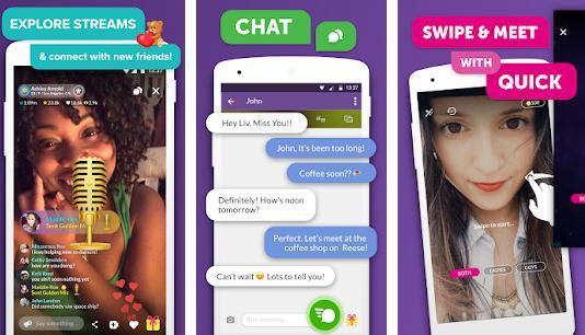 Aplicații de făcut prieteni pentru Android sau iPhone MeetMe