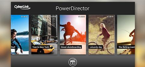 Aplicații de pus muzică pe video Android sau iPhone PowerDirector – Editor Video