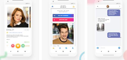 Aplicații pentru întâlniri de făcut prieteni AndroidiPhone Once