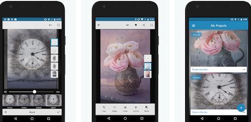 Aplicații pentru editat modificat poze Android sau iPhone Adobe Photoshop Mix