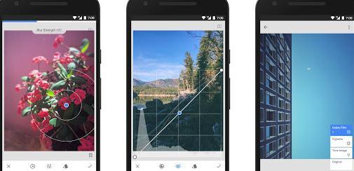 Aplicații pentru editat modificat poze Android sau iPhone Snapseed