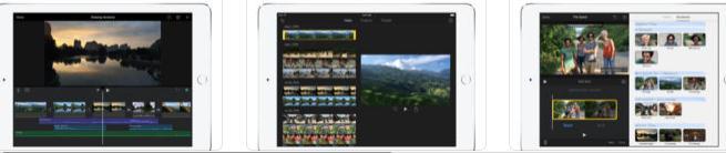 Aplicații pentru editat modificat poze Android sau iPhone iMovie