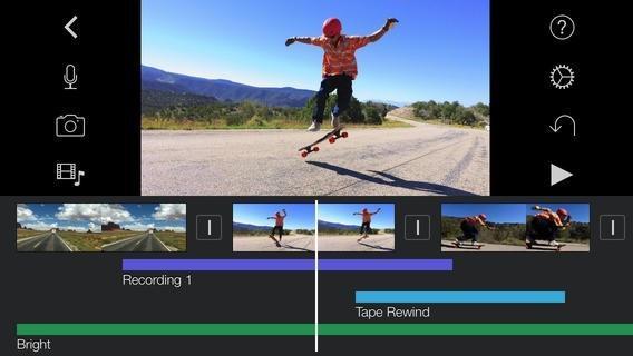 Aplicații pentru poze și video