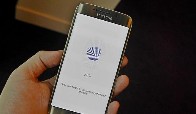 Blocare aplicații cu amprentă digitală 4 aplicații Android