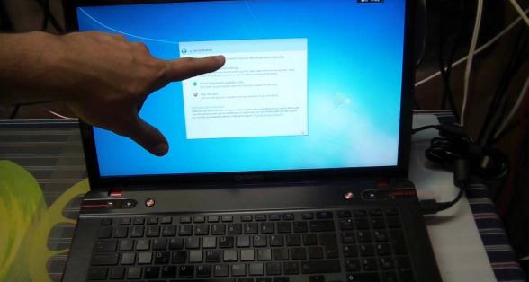 Configurare calculator sau laptop nou Lenovo, HP, Asus